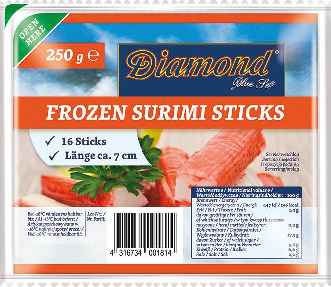 Surimi-Stick